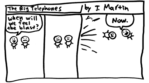 Stupid Pages 12 – The Big Telephones (4)