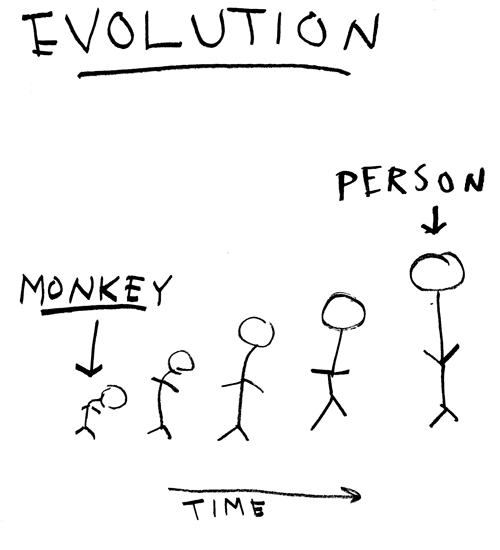 The Stupid Pages 20 – Evolution