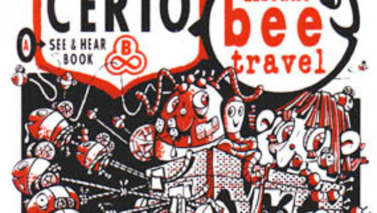 Steven Cerio/Lettuce Little Book and CD available again