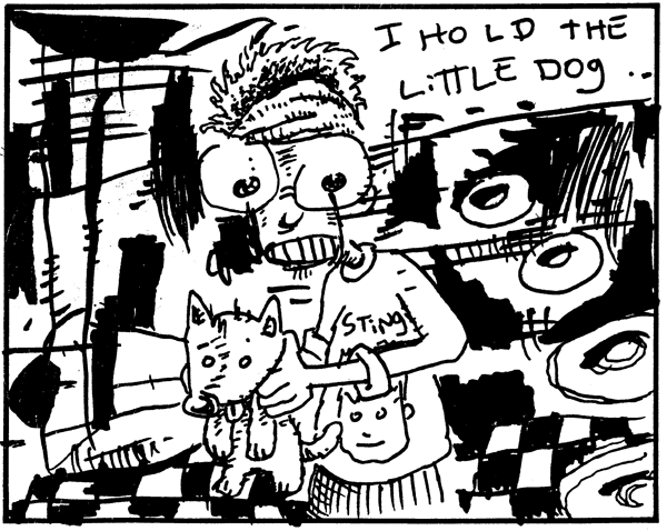 The Stupid Pages 27 – Little Dog