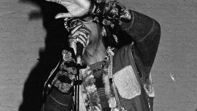 Rest in Peace Rammellzee