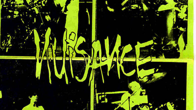 Music Monday: Nuisance – Attractive Nuisance demo