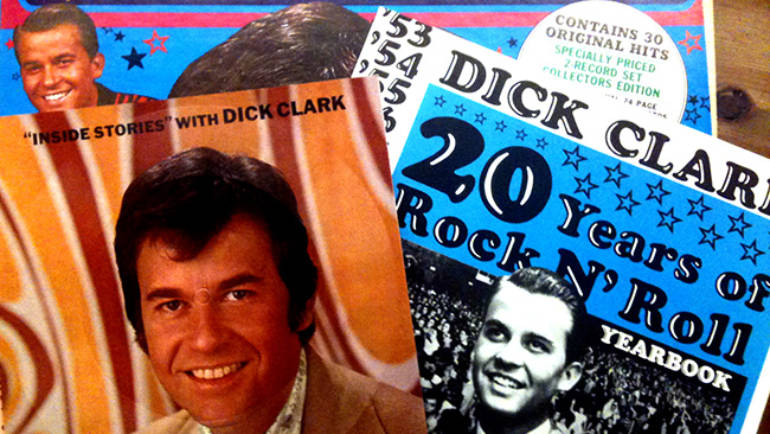 If The Record Had Three Sides – Dick Clark Becomes Mist