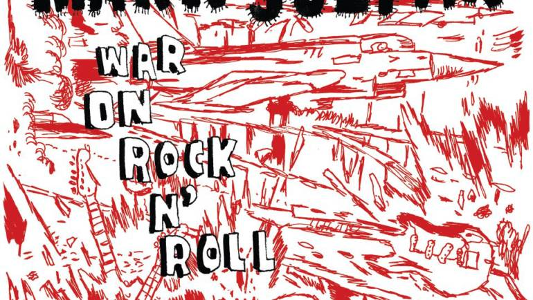 Gary Panter Draws Mark Sultan's War on Rock 'N' Roll