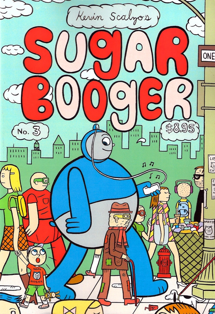New – Kevin Scalzo's Sugar Booger #3