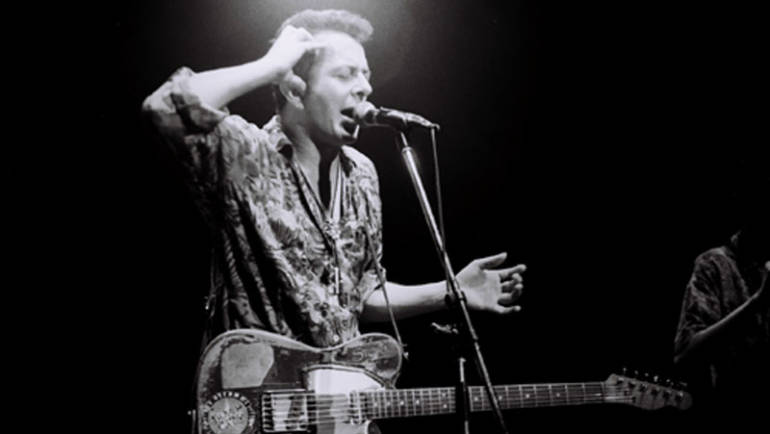 Joe Strummer Left Us Ten Years Ago Today