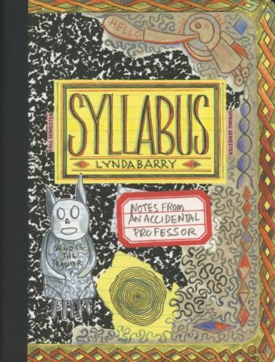 Syllabus by Lynda Barry cover