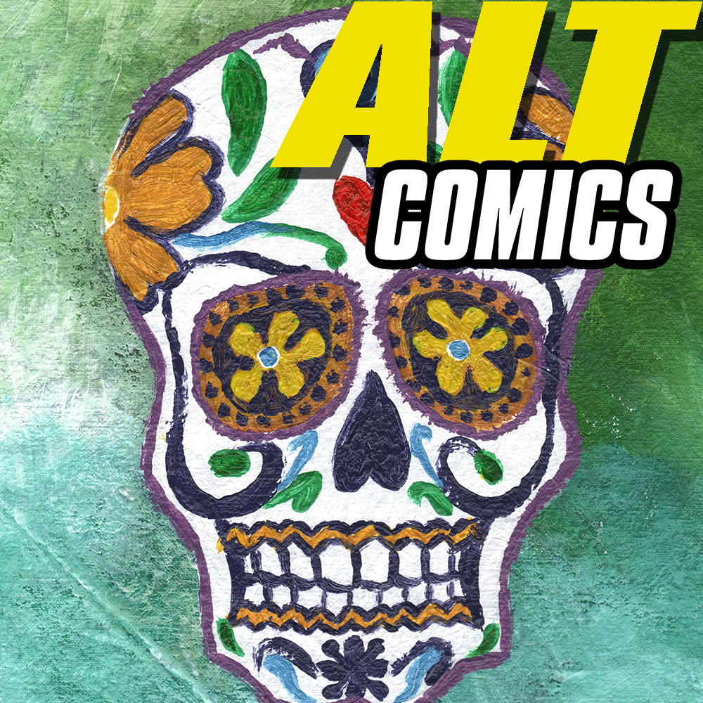 AltComics Podcast Steve Lafler Live at APE 2017 in San Jose