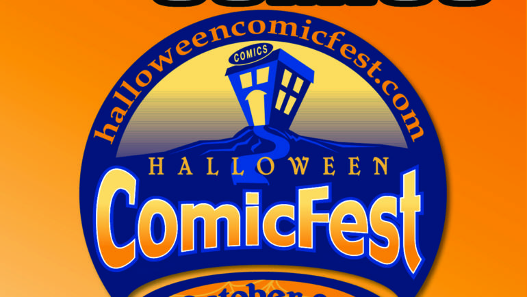 Halloween ComicFest 2017 at Wow Cool September 28