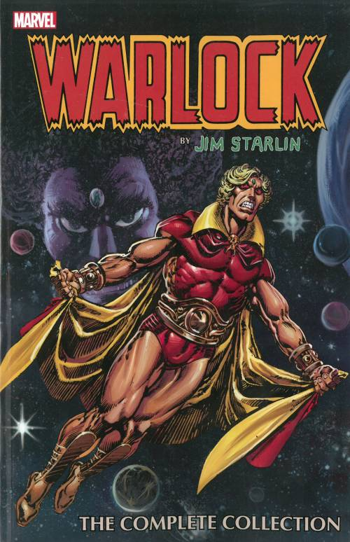Warlock by Jim Starlin