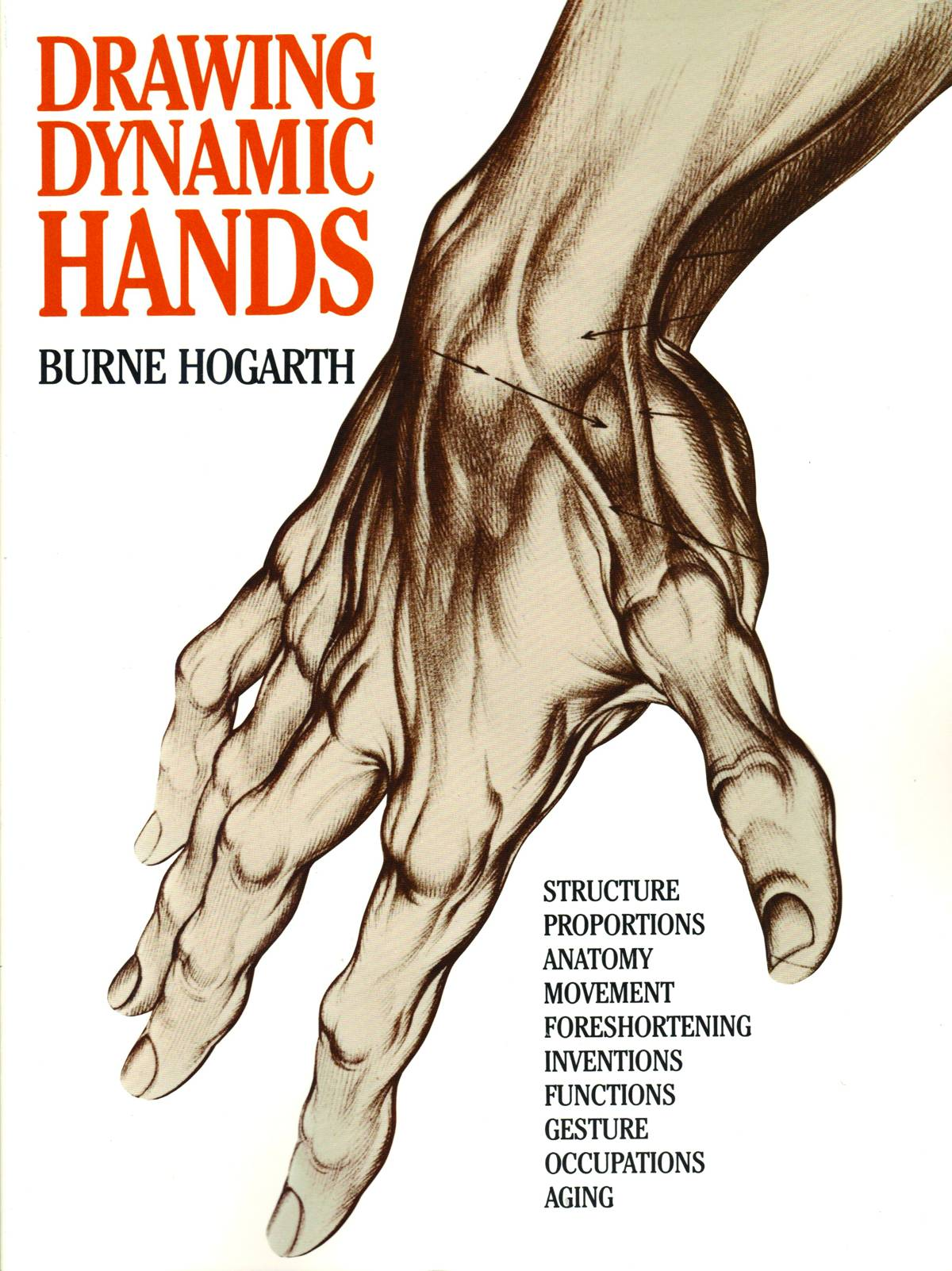 Hogarth Drawing Dynamic Hands | Wow Cool