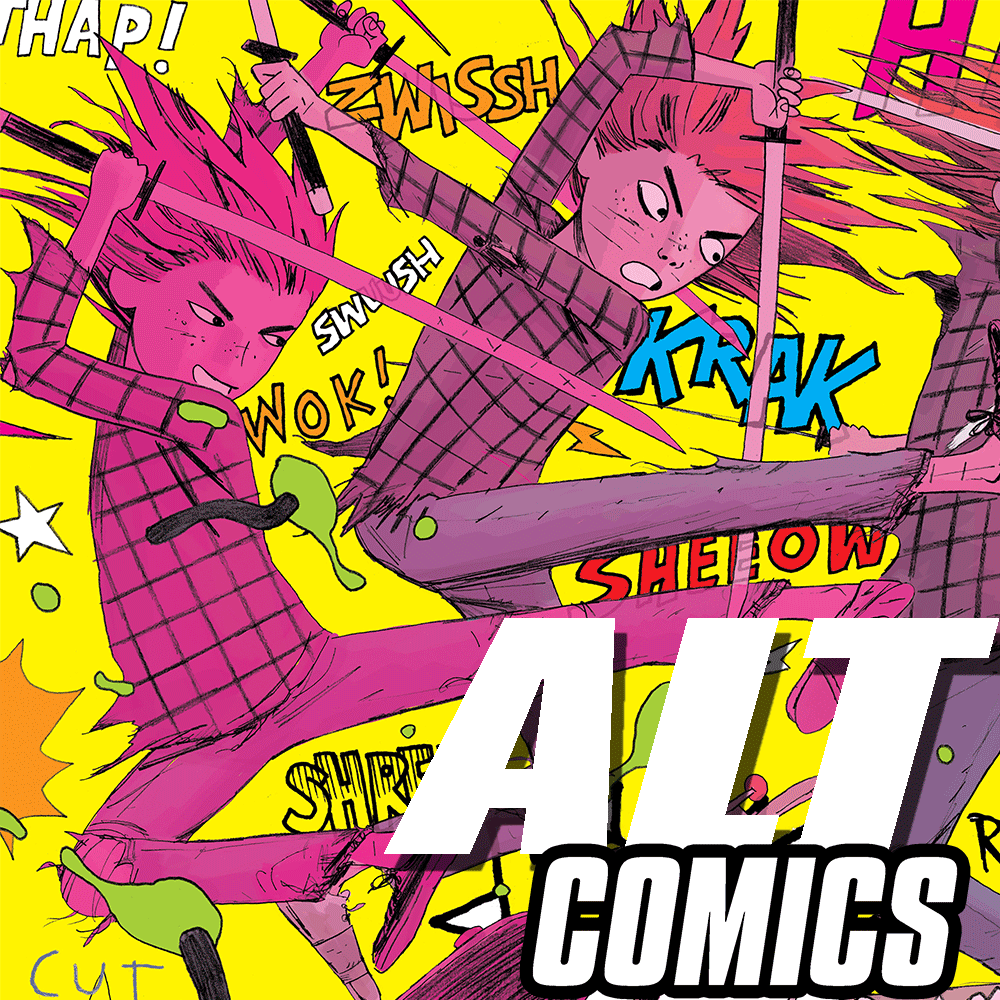 Jim Rugg on the AltComics Podcast