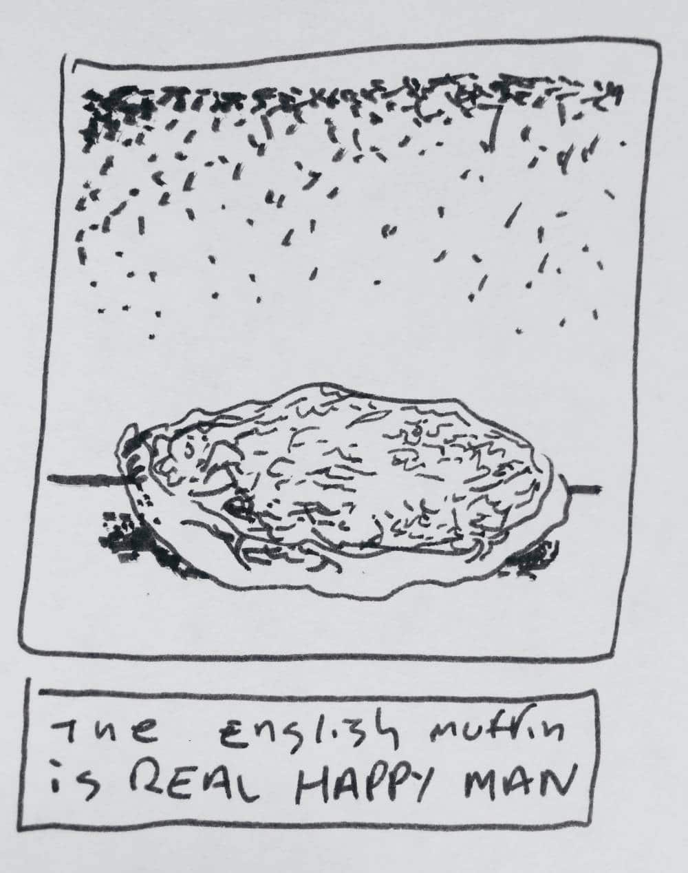 The Stupid Pages 43: English Muffin