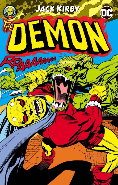 The Demon by Jack Kirby