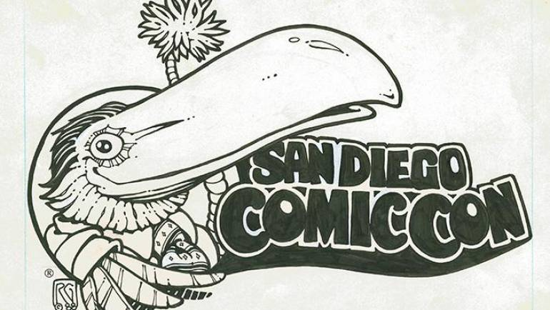 Actual Comics News from Comic-Con International 2018