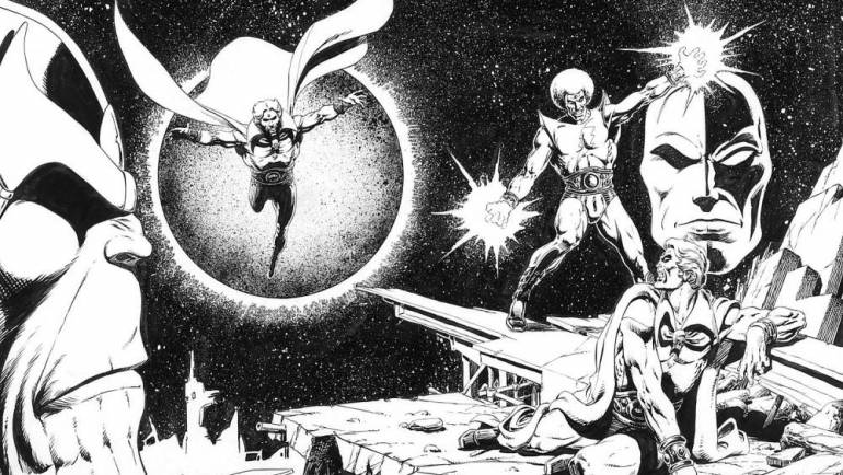 Meet Jim Starlin – The Infinity Architect
