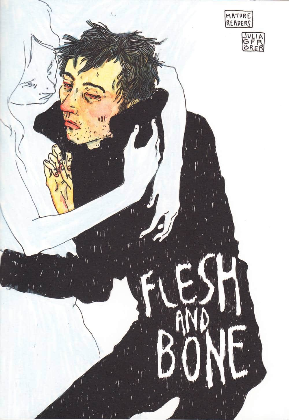Julia Gfrörer's Flesh And Bone – Review