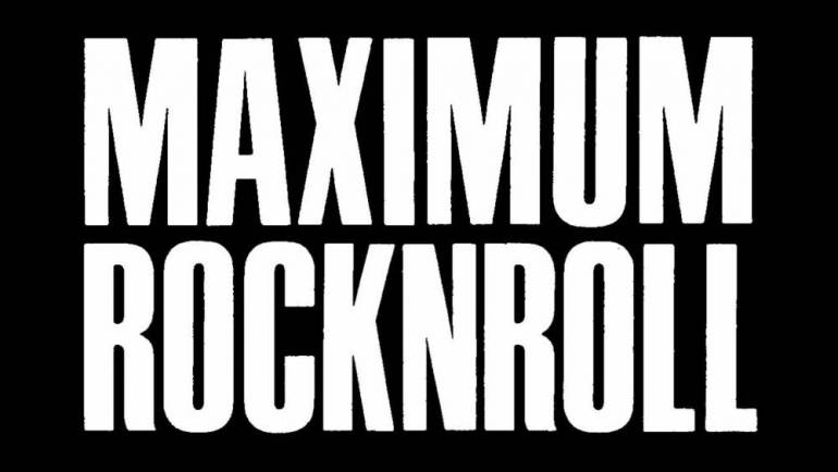 Maximum RockNRoll To Cease Print Publication
