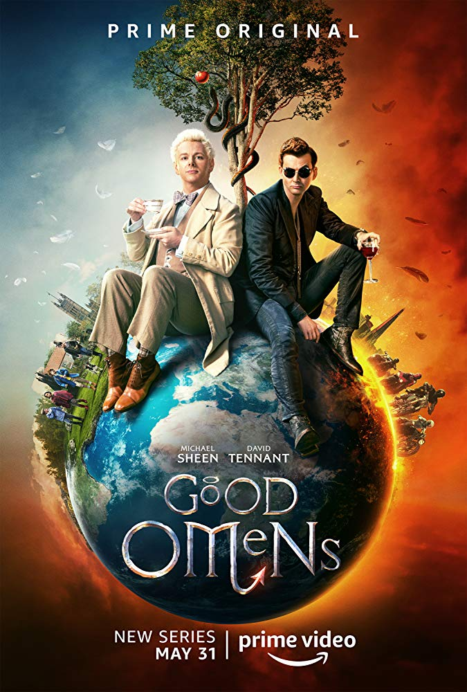 Good Omens Opening Titles Revealed