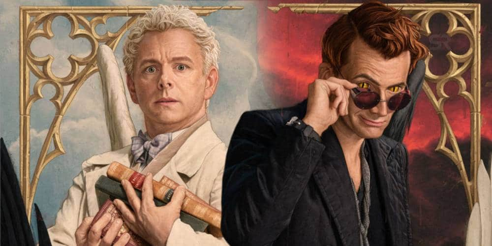 Good Omens Official Trailer Released