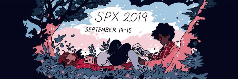 Alternative Comics' Book Debuts at SPX Small Press Expo 2019