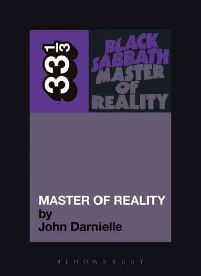 33 1/3 56 Masters of Reality
