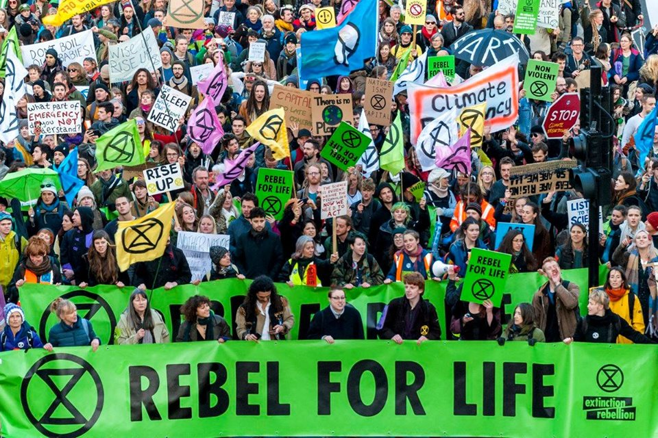 New Short Film About Extinction Rebellion