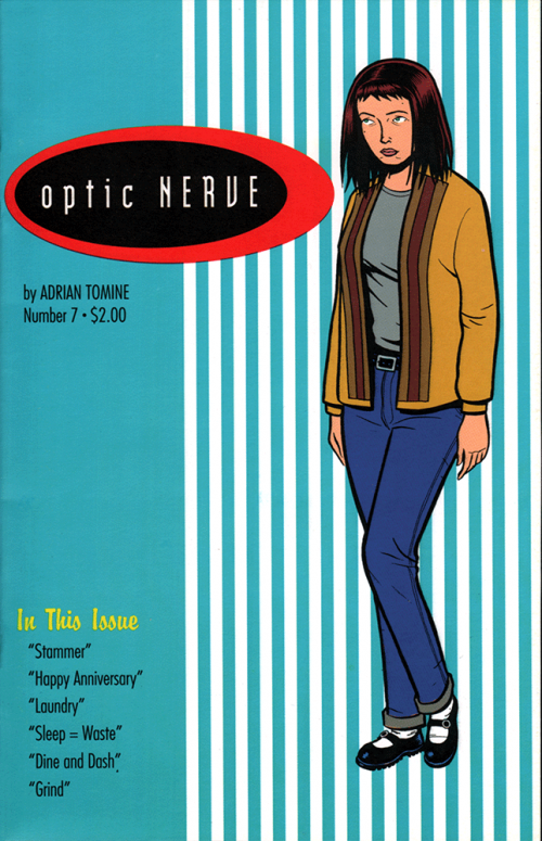 Optic Nerve 7