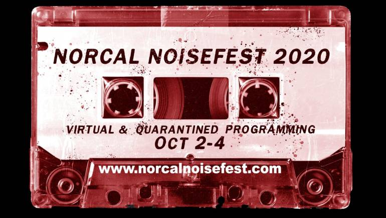 Norcal Noisefest 2020 with nickname: Rebel