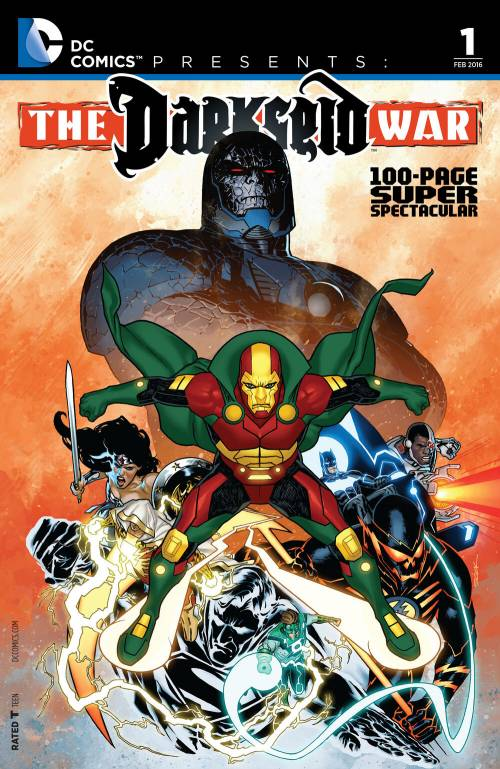 Darkseid War 100-Page Spectacular cover